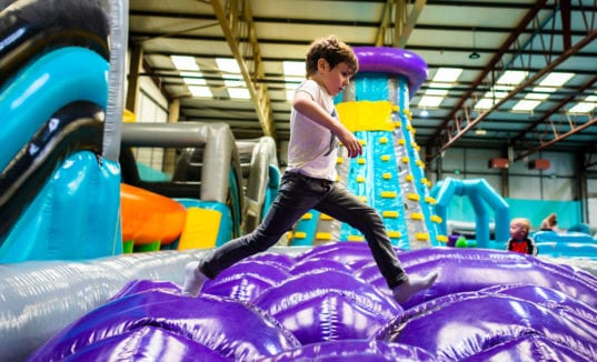 Schools Out Bounce Sessions